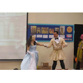 Cinderella performed by Bickleigh Down staff