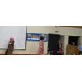 Cinderella performed by Bickleigh Down staff