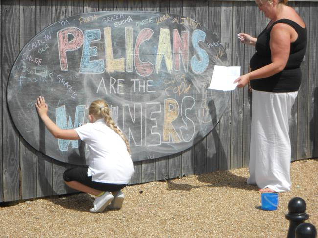 Pelican class are the winners!
