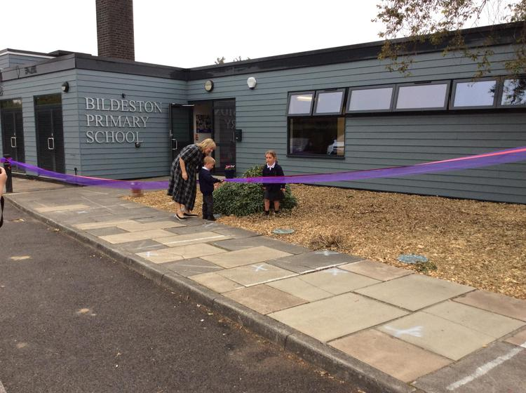 Our Opening of our New Building