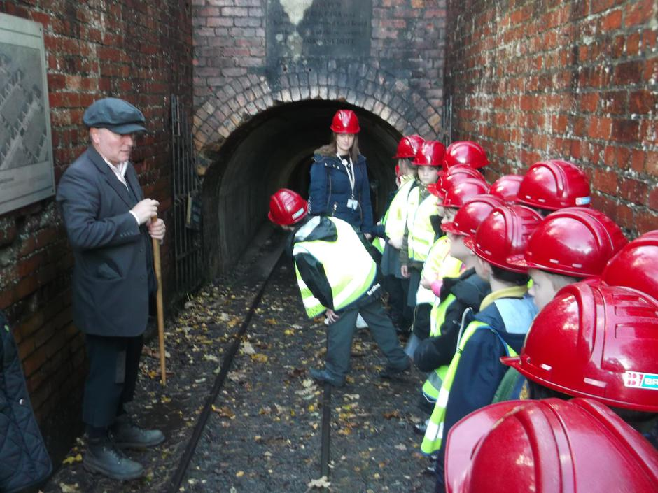 Investigating Beamish Colliery