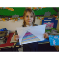 Esme's picture of Mount Fuji in Japan.