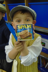 Spam spam spam spam! May 2017