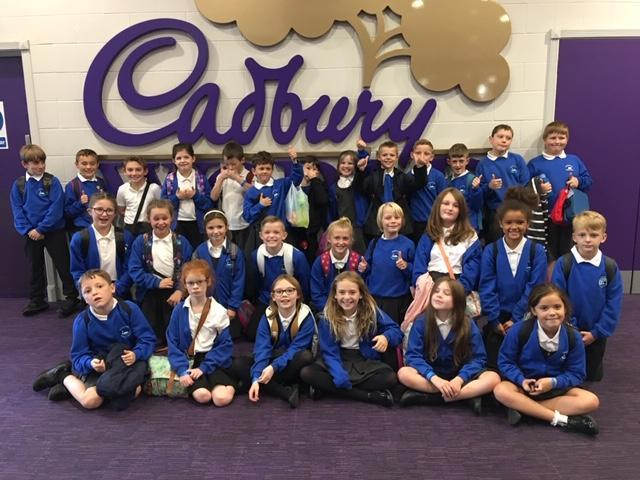 Cadbury World Sept 2018