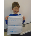 William's super book about himself.
