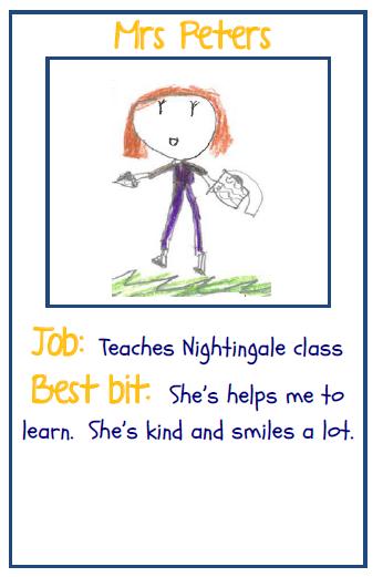 Mrs Peters Nightingale Class