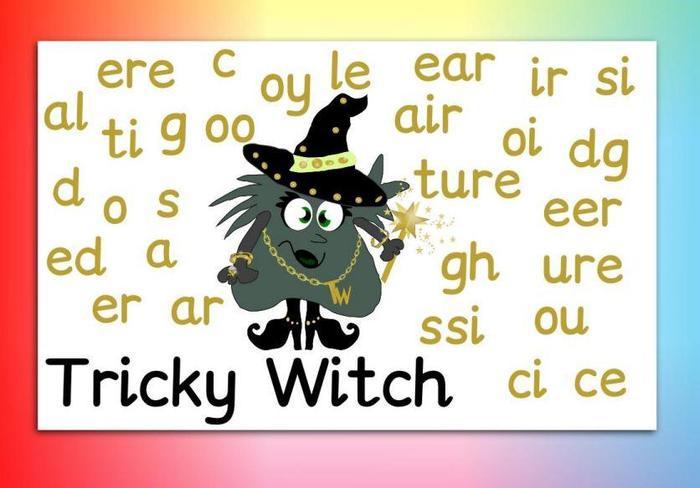 Meet Tricky Witch