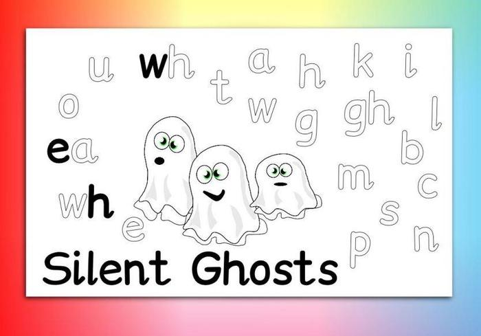 Meet the Silent Ghosts