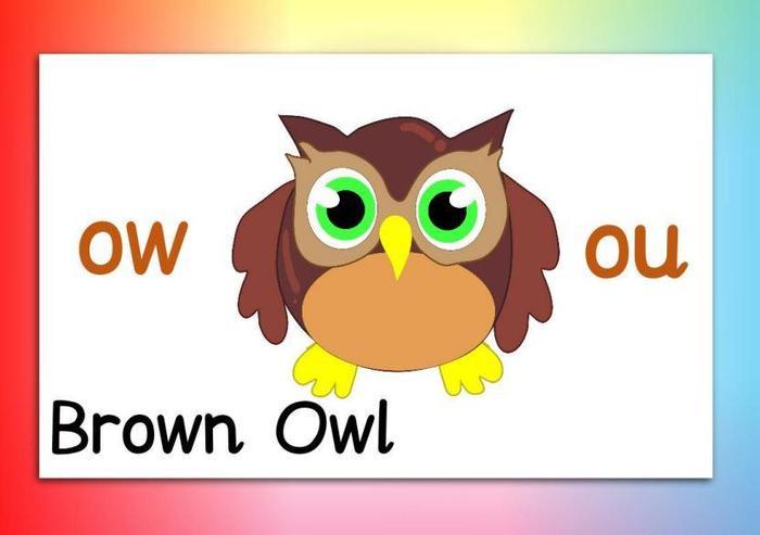 Meet Brown Owl