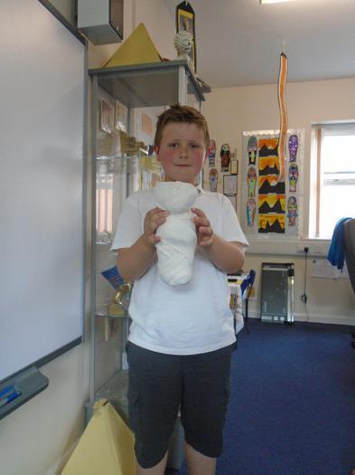 What a fantastic mummy Corey!
