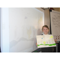 Issy's super PowerPoint presentation and story.