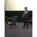 Flight Sergeant Barrow and Buster #2