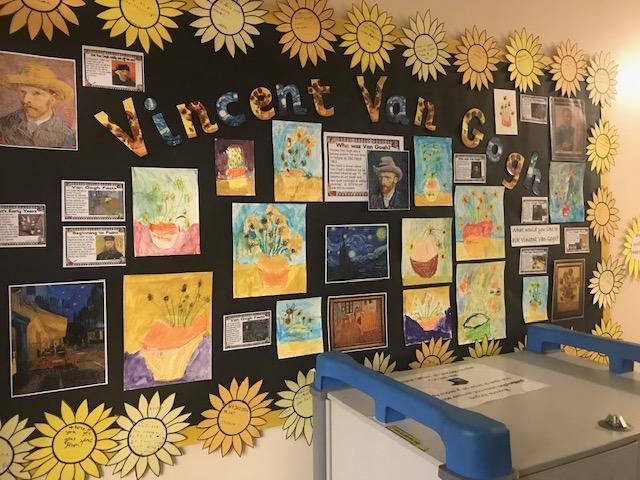 sunflowersboard