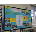 Our mathematics working wall