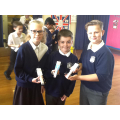 Year 6 Hawks - Jaguar STEM Challenge 2017