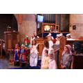 Nativity performance