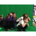 Our Green Screen training.