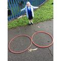 Sophie found 2 circles