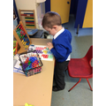 Exploring numicon shapes