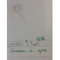 We even drew amazing pictures to support ou writing!