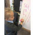 We have been exploring our numbers to 20!
