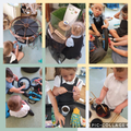 We had so much fun, choosing our learning in our provision...