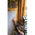 """Drawing the story """"How to catch a star"""" and retelling it afterwards!"""