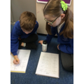 Paired problem solving in maths