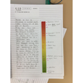 In science, we learned about decibels and how they're used to measure sound.