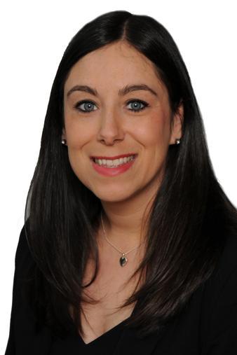Miss McAlinden - Office Administrator