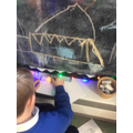 We have been planning our designs and then making them!
