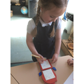 Exploring 2D shapes and labelling them!