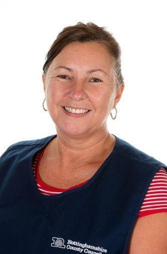 Mrs Wardhaugh - Cleaner