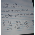 Great maths work Ruby