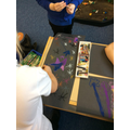 Creating firework pictures!