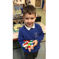 The 'Building Boy' has given us some great building inspiration!