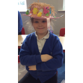 Modelling an Easter hat