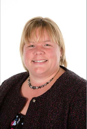Mrs Pavier - Deputy Head Teacher