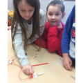 Working together to light up a bulb