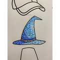 In art we tried to create depth and optical illusions using pointillism.