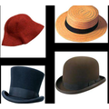 Who might wear a hat like this?