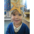 Poppy thrilled to be Star of the Week!