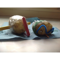 """""""Know my potato"""" a fun and silly activity based on what makes something special."""