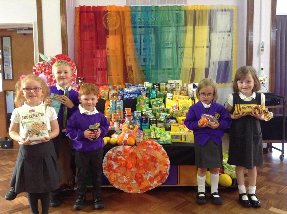 Sharing Harvest with our community