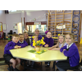 We are helping everyone to enjoy school dinners