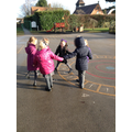 Playing co-operatively