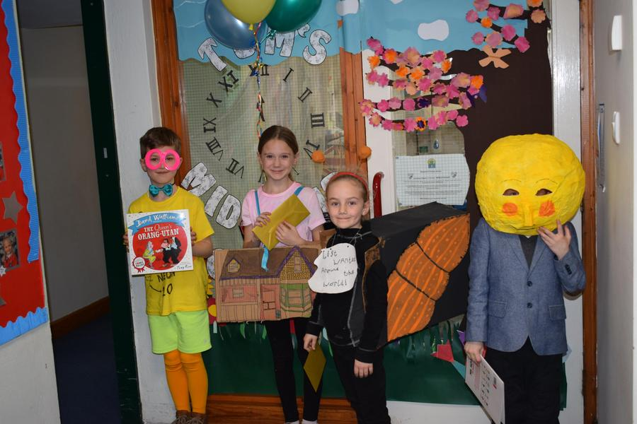 Our costume winners!