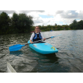 Miss Ridnell kayaking