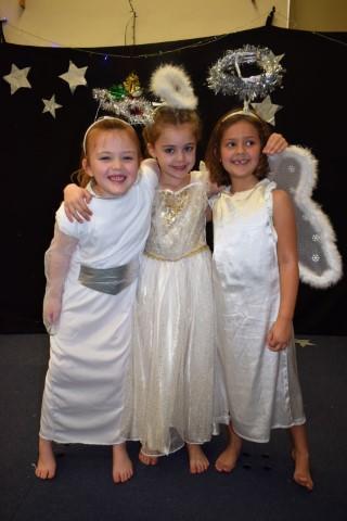 Little Angel Gets Her Wings – Y1 & Y2