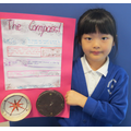 The fantastic compass!